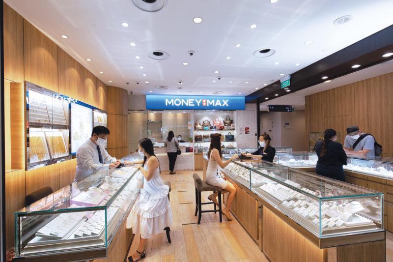 MoneyMax Retail Store